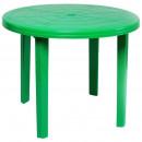 """Стол  круг.зеленый """"Фабио"""""""