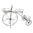 0726 Подставка велосипед на 3-цветка Н-60*84см.