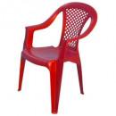 "Кресло  красное ""Фабио"""