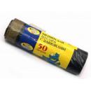 Мешки д/мусора 50л. с завязками (10 шт)