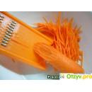 Овощерезка оранж.д/корейской моркови