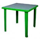 """Стол квад.зел.""""Фабио""""(85*85*75)"""
