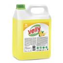 """Grass средство д/мытья посуды """"Velly"""" лимон 5кг"""