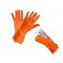 """Перчатки резиновые """"Лотос"""" -Б,L-9"""