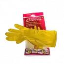 Перчатки латексные Glowes М