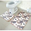 """Коврик наб. д/ванной и туалета """"Door mat"""""""
